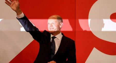Rezultate Germania. Cu 25,8%, social democratii au invins la limita coalitia Angelei Merkel. Niciun partid nu poate da singur guvernul