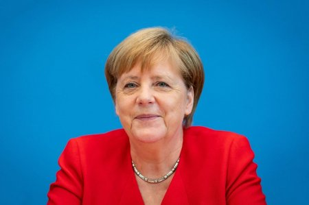 Sportivul din Romania pentru care Angela Merkel are o slabiciune: Mereu ma intreba ce face fetita aceea talentata