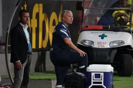 Dan Petrescu reactioneaza dupa ce echipa sa a fost acuzata ca trage de timp: Nu mi-a placut!