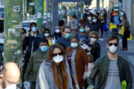 Rata de infectare in Bucuresti a ajuns la 4,95 la mie