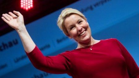 Berlinul va avea prima femeie primar, dupa ce SPD a castigat alegerile