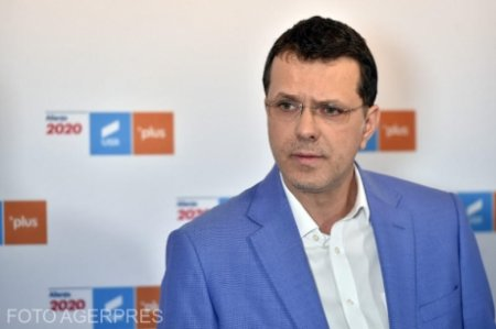 USR PLUS, reactie dupa ce Ludovic Orban si-a dat demisia din functia de sef al Camerei Deputatilor: 'Presedintele va fi votat de o noua majoritate'
