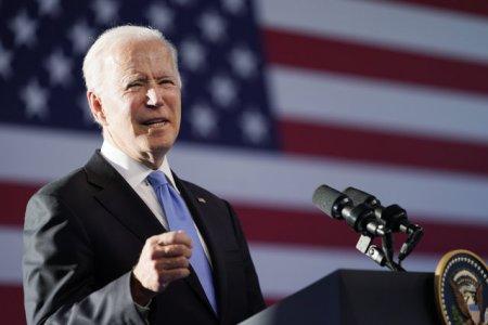 Reactia lui Joe Biden la aflarea rezultatului alegerilor din Germania