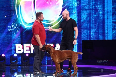 Petre Roman este primul finalist iUmor din cel de-al 11-lea sezon. Cu ce numar a impresionat pe scena comediei