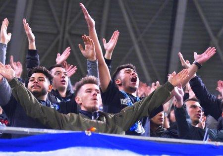 Fanii CS Universitatea Craiova ii acuza pe oficialii FCU ca vrea sa-i rareasca fanii la derby
