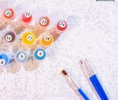 Pictorul Fericit - Pictura pe numere, o activitate fun, pentru toata familia