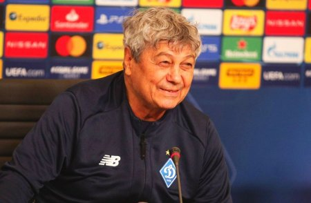 Mircea Lucescu a semnat un nou contract: Daca jucatorii lui Dinamo Kiev ar afla ca pleaca, ce atitudine ar mai avea?