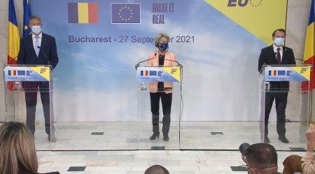 Ursula von der Leyen, decizia momentului privind banii pentru Romania! Iohannis si Citu au intervenit imediat
