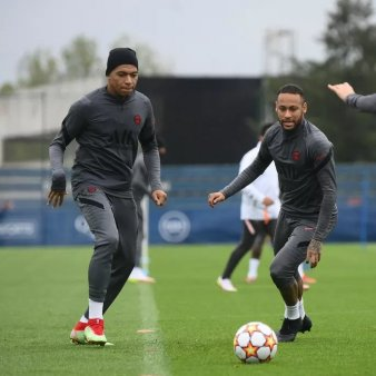 Tensiuni la PSG intre Neymar si Mbappe