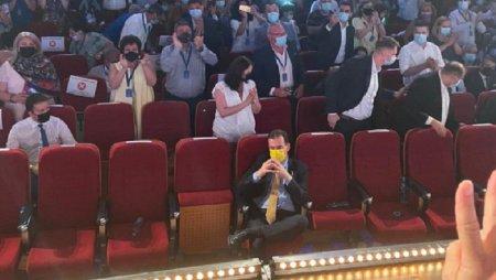 <span style='background:#EDF514'>GABRIELA</span> Firea pune tunurile pe Orban: E demagogul perfect