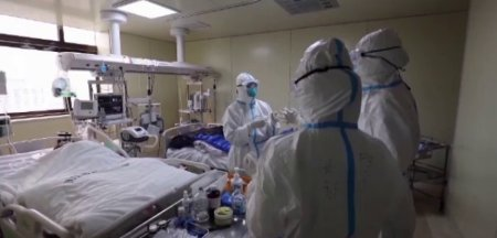 Pacientii cu COVID-19 care ajung la ATI regreta amarnic ca nu s-au vaccinat.