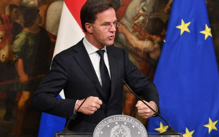 Premierul olandez Mark Rutte ar putea fi tinta unui atac sau unei rapiri