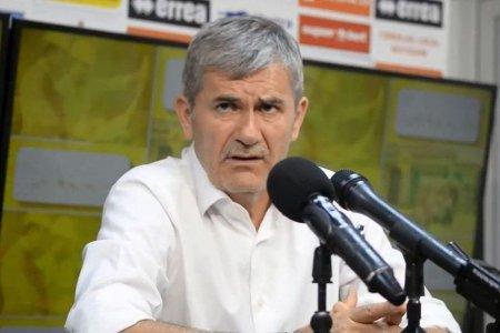 Valeriu Iftime lamureste situatia, dupa rabufnirea la adresa lui Mutu: