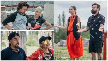 Asia Express, 27 septembrie 2021. Irina Fodor le-a pregatit o surpriza concurentilor. Ce s-a intamplat cand a sunat statia