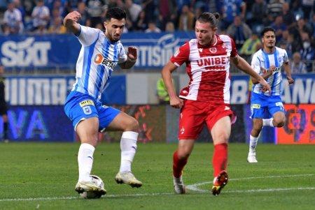 Il scoteam dupa un minut! » Fotbalistul lui Dinamo, luat in colimator la pauza