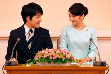 Printesa Mako a Japoniei renunta la indemnizatia de 1,35 milioane de dolari pentru a se casatori cu un cetatean de rand