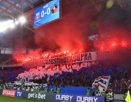 Fanii celor de la CSA Steaua, contrariati de mutarea lui David Popovici la Dinamo: