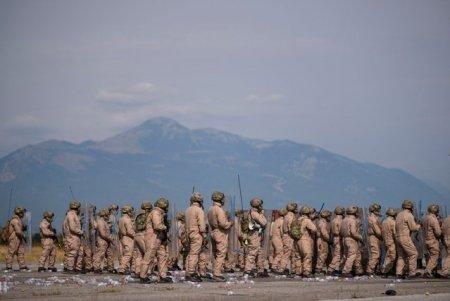 Misiunea NATO in Kosovo intensifica patrulele la frontiera cu Serbia, pe fondul tensiunilor