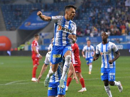 O noua umilinta pentru Dinamo: 0-5 in deplasare cu Universitatea Craiova