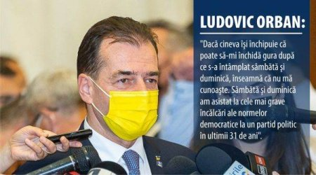Orban demisioneaza, dar nu tace
