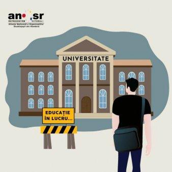 AUTORITATI, STUDENTI, PANDEMIE An universitar nou, nemultumiri vechi