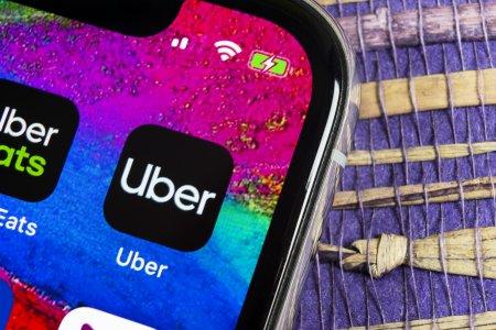 Aplicatia Uber a fost suspendata temporar. Decizie radicala luata intr-o tara din Europa
