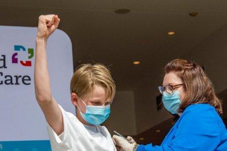 Pfizer este pregatit sa ceara aprobare pentru vaccinul anti-Covid pentru copii. Cand va fi gata
