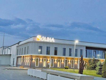 Solina Romania, care a cumparat Supremia, termina in octombrie o investitie de 17 mil. euro intr-o fabrica de la zero la Alba Iulia