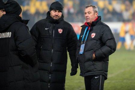 Mircea Rednic, cerut insistent la Dinamo dupa o noua umilinta istorica a