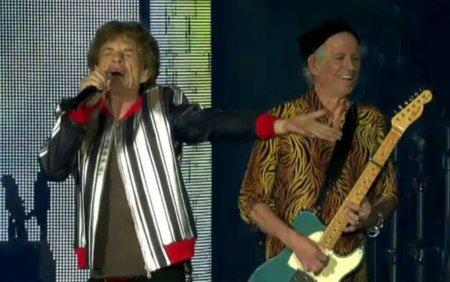 Primul concert The Rolling Stones din turneul ''No Filter''. Omagiu adus bateristului Charlie Watts