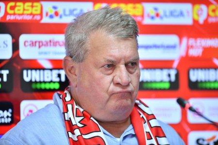 Iuliu Muresan, daramat dupa o noua umilinta a lui Dinamo: