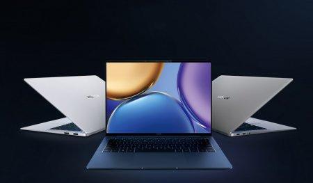 Honor anunta noi laptop-uri MagicBook pentru productivitate si gaming