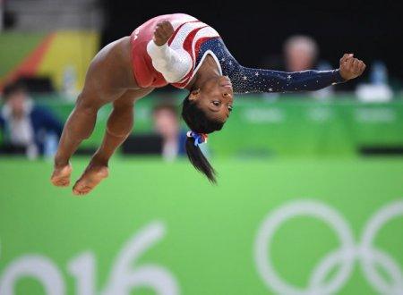 Simone Biles spune ca ar fi trebuit sa renunte la gimnastica inainte de Jocurile Olimpice de la Tokyo
