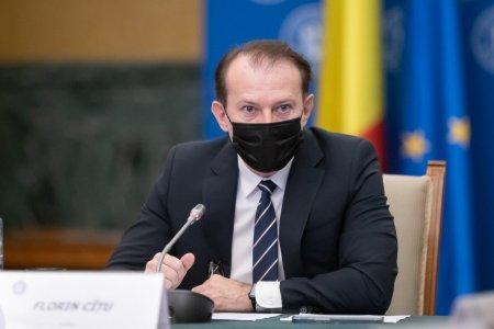 CCR discuta astazi sesizarea premierului Citu privind motiunea de cenzura