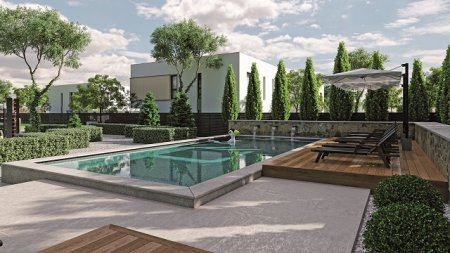 Cum arata Vernis Sunrise Villas, un proiect imobiliar creionat de Delta Studio si nascut in urma pandemiei si a fenomenelor de work-from-home si study-from-home?