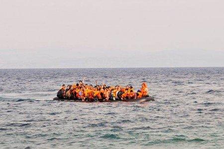 ITALIA: Peste 500 de migranti au sosit ieri in insula Lampedusa