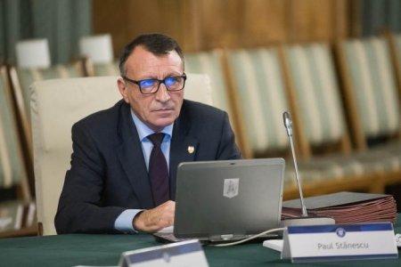 PAUL STANESCU: 'Avem intentia sa depunem astazi motiunea de cenzura, indiferent de decizia CCR'