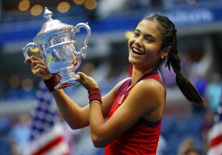 Emma Raducanu, castigatoarea US Open, pe afis la turneul Transylvania Open de la <span style='background:#EDF514'>CLUJ N</span>apoca
