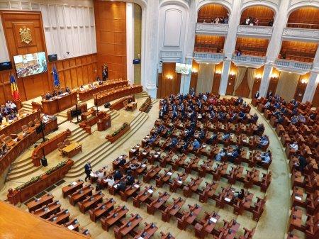 CCR a admis ca motiunea de cenzura AUR- USR-PLUS este valida si poate fi votata in Parlament
