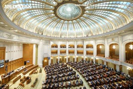 Conducerea Parlamentului se reuneste pentru a stabili ce se intampla cu motiunile de cenzura