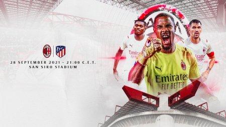 Milan - Atletico, avancronica duelului de pe San Siro