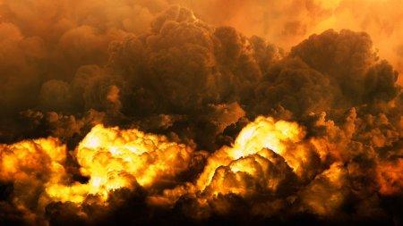 Explozie puternica in Suedia. 25 de oameni au ajuns la spital