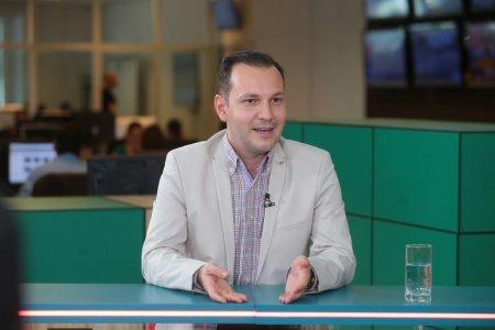 Radu Țincu: Problema ma<span style='background:#EDF514'>JORA</span> nu e numarul de pacienti, ci viteza cu care ei ajung in spital. E nevoie de o incetinire a ritmului
