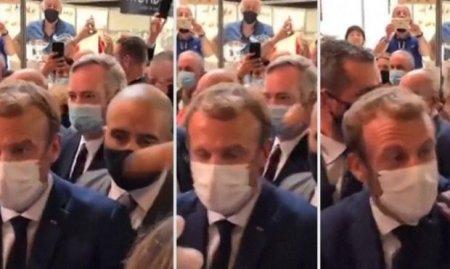Atacatorul lui Emmanuel Macron a fost internat la psihiatrie