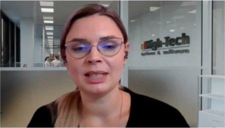 Ana Gavrila, HTSS: Digitalizarea ar eficientiza procesele la nivelul spitalelor de stat, dar lucrul acesta presupune legislatie potrivita si sustinere din partea ministerului