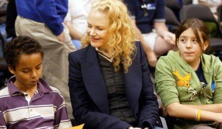 Cum arata Isabella <span style='background:#EDF514'>KIDMAN</span> Cruise la 28 de ani. Aparitie rara pentru fiica adoptiva a lui Tom Cruise