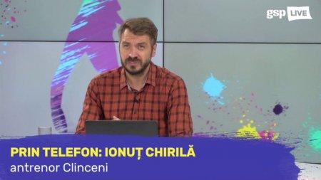 Ionut <span style='background:#EDF514'>CHIRIL</span>a raspunde dupa ironiile lansate de Robert Nita: Mi-e mila de el