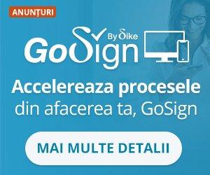(P) GoSign al InfoCert: un mod de lucru cu totul nou pentru IMM-uri si profesionisti
