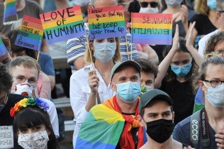 Regiunile poloneze libere de LGBT fac un pas inapoi, in urma avertismentelor UE