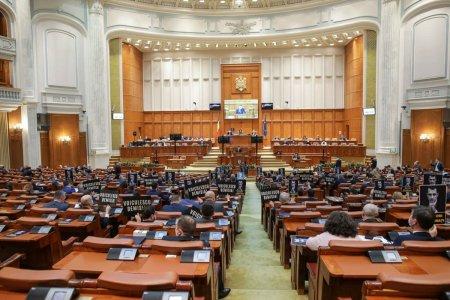 Motiunea de cenzura a PSD, citita joi. Votul, pe 5 octombrie